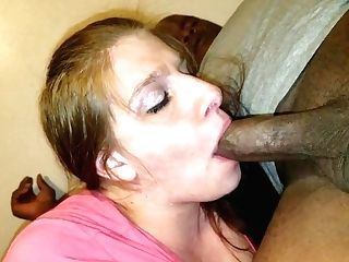 Hotwife Mummy Creampied By Big Black Cock Part Two