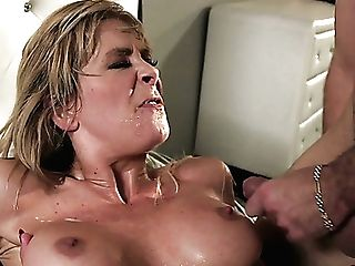 The Best Way To While Away Evening For Cherie Deville Is To Be...