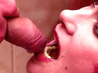 Dirty Sonnie Fucks Mom In All Fuck-holes And Piss To Mouth