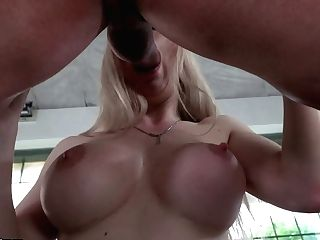 Bitchy Blonde Isabella Clark Shows The Abilities Of Her Deep Jaws