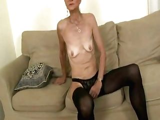 Crazy Homemade Grannies, Rectal Porno Clip