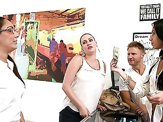 Lewd Slender Kendra Lynn Is Suggested Some Cash For Random Fuck...