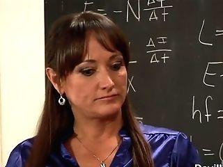 Michelle Lay In The Professor Volume 03, Scene #02 - Sweetsinner